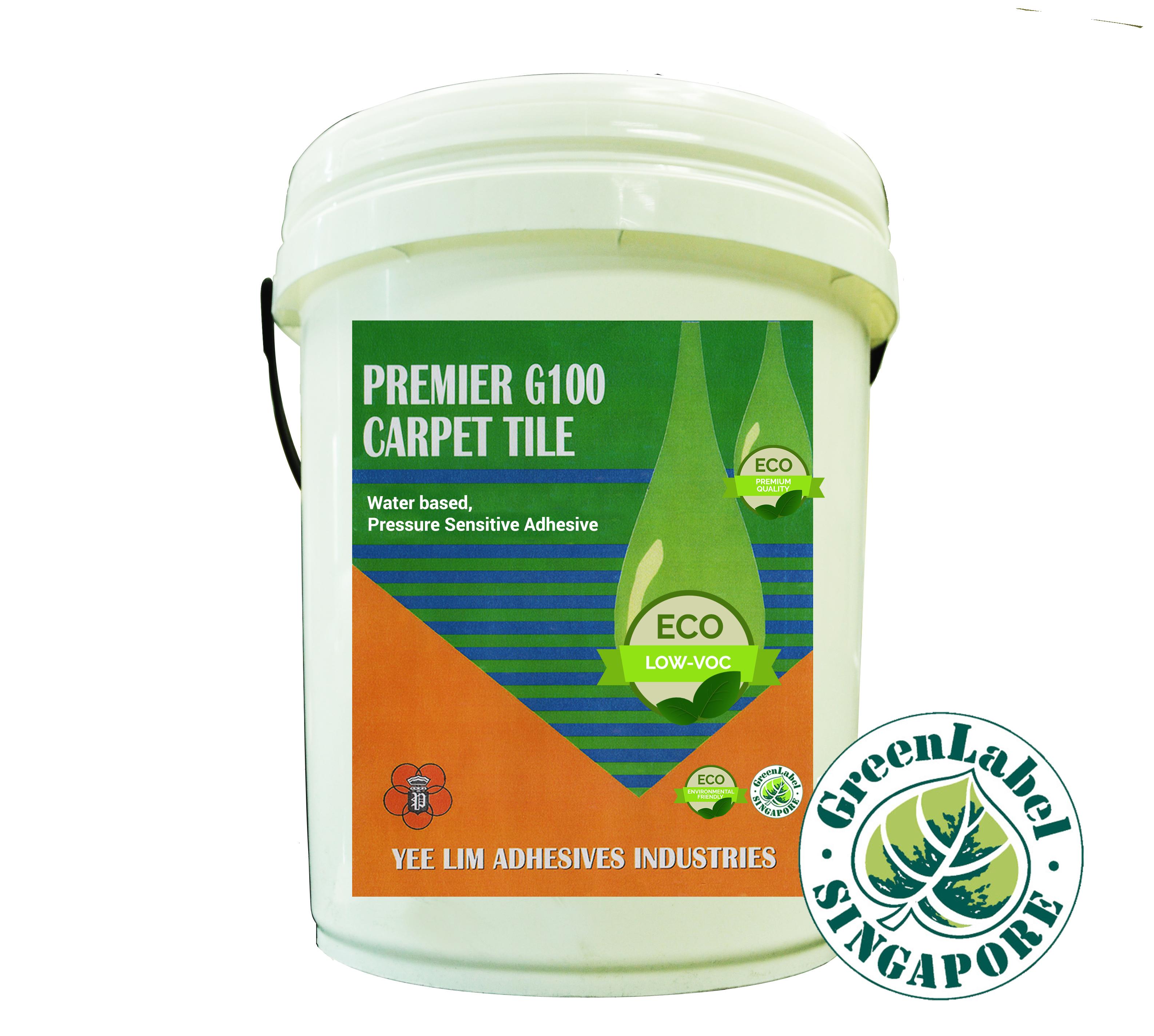 Green Label Carpet Tile Glue